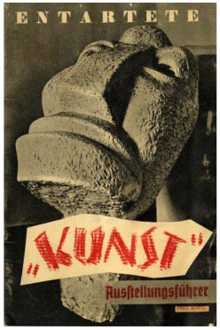 "Our online exhibition ""Entartete Kunst (Degenerate Art) Remembered"" launched today. For more information: https://t.co/kB5yguBjr6"