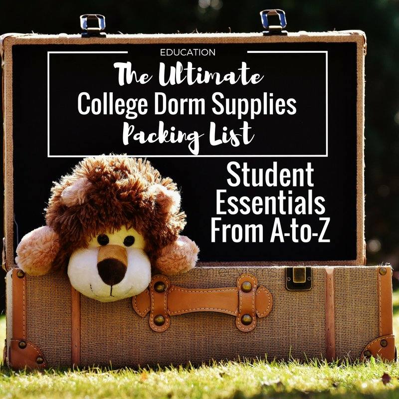 The Ultimate A-to-Z #College #Dorm Supplies Packing List  http://www. niecyisms.com/2017/07/the-ul timate-to-z-college-dorm-supplies.html &nbsp; …  #BackToSchoolShopping #backtoschool #collegelife #education<br>http://pic.twitter.com/dt40McmkgZ