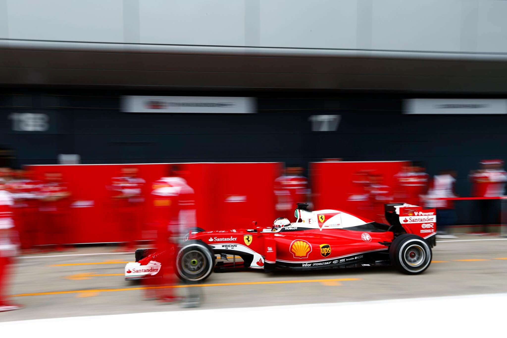 Charles Leclerc confirms Ferrari test post-Hungarian Grand Prix