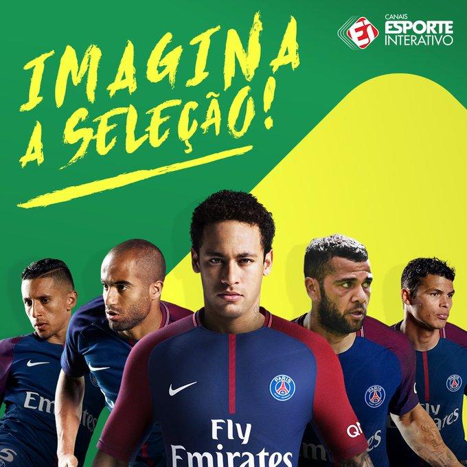 Los Jugadores Que Podrían Salir Del Psg: Prensa Brasileña: Neymar Habría Aceptado La Oferta Del PSG