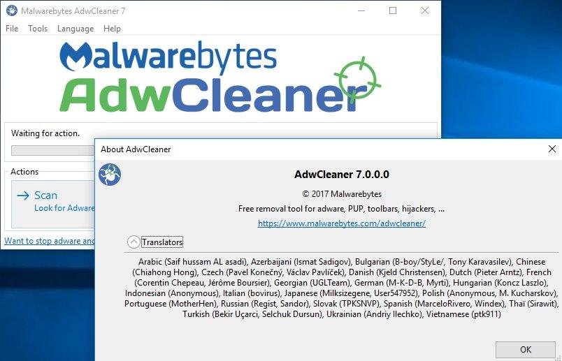 malwarebytes adwcleaner is it safe