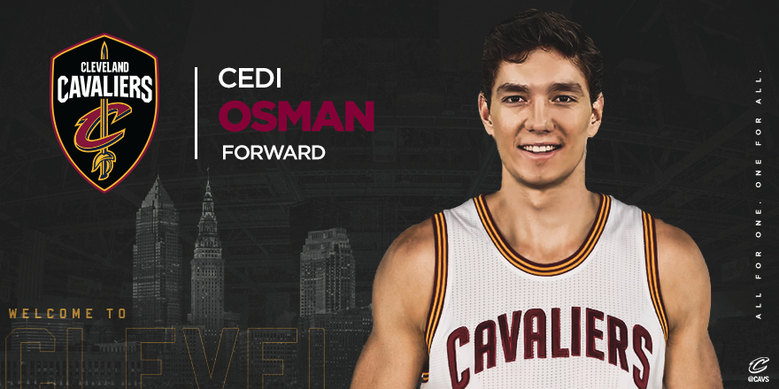 Welcome to The Land, @CediOsman!  DETAILS: https://t.co/EoECh8zKNt  #A...