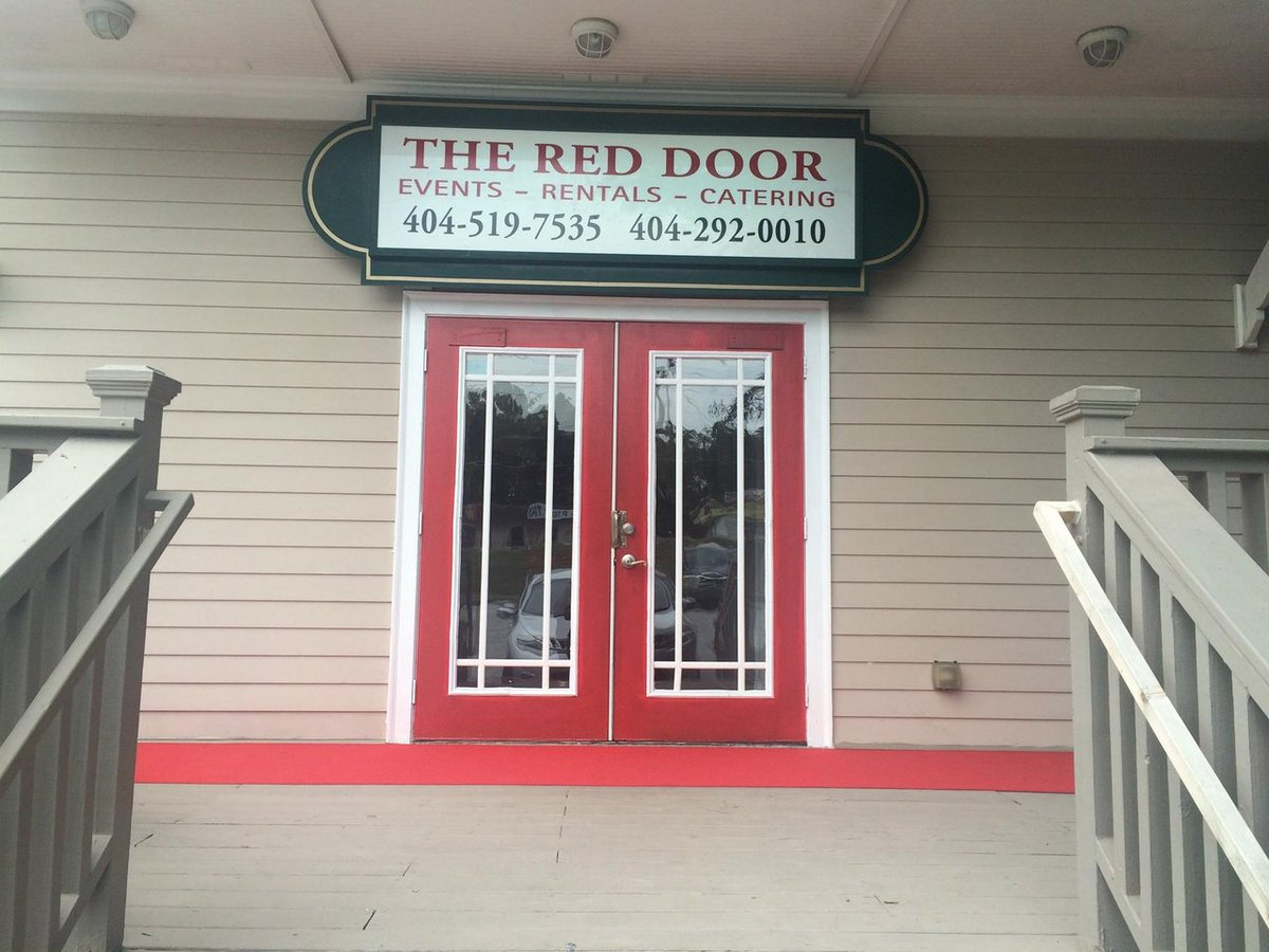 The Red Door Thereddooratl Twitter