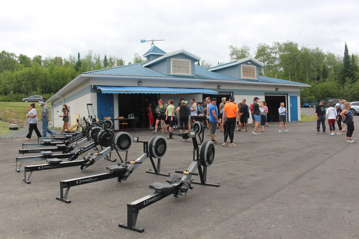 "Jennifer Cano on Twitter: ""Kenora Rowing Club hosted 42 new ..."
