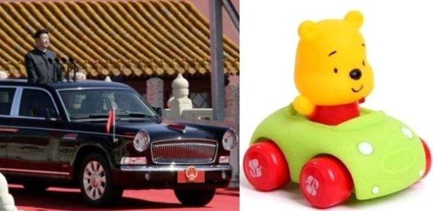 Censura a um brinquedo: Por que a China barrou o Ursinho Pooh nas redes sociais https://t.co/oBALz3U058