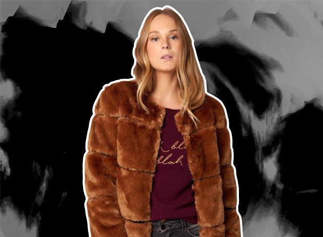 Nesse frio de SP, só com casaco de pele sintética, né? Vem ver 15 opções pra comprar: https://t.co/cNPloyuviy
