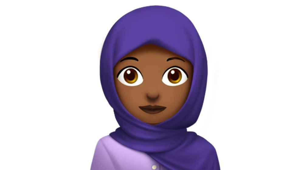 To mark #WorldEmojiDay @Apple previewed some new emojis including a woman wearing Hijab  http:// aje.io/ve42f  &nbsp;  <br>http://pic.twitter.com/efLn8ZtrRl