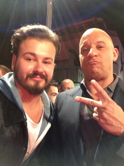 Happy 50th Birthday to the Hollywood legend that is Vin Diesel!