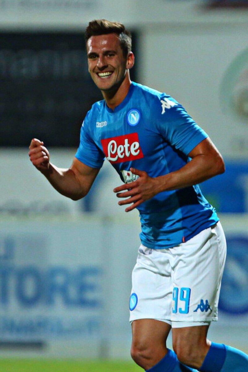 Napoli-Carpi 4-1, doppietta di Milik | Amichevole | Calcio d'Estate