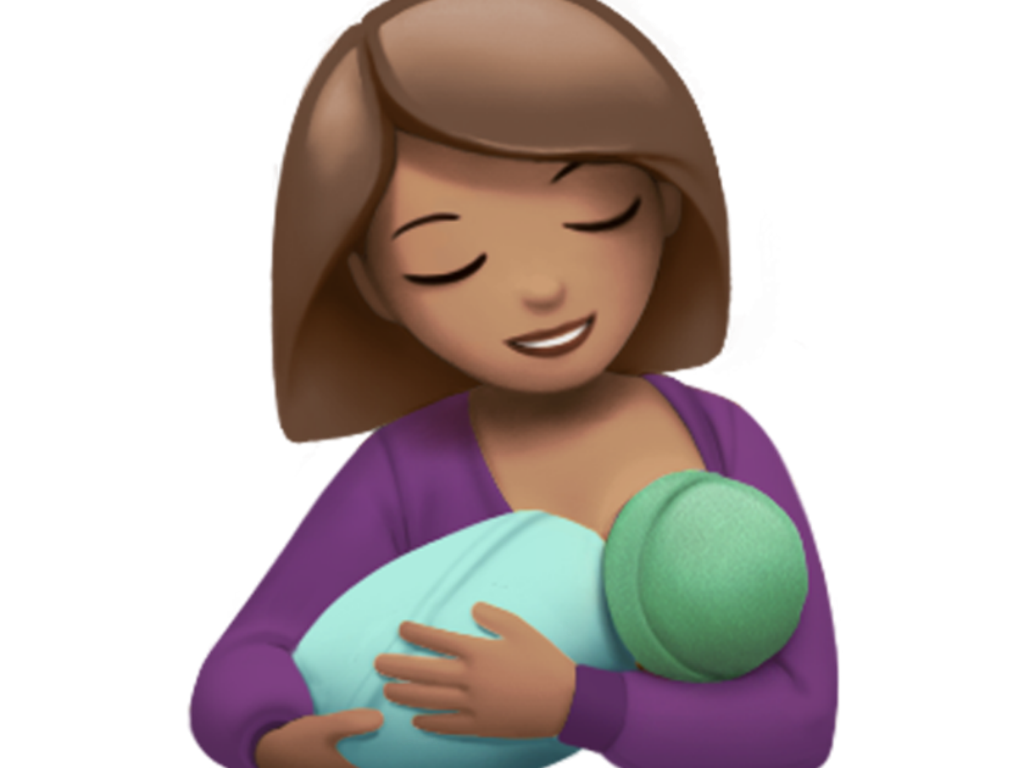 Hold the Phone: A Breastfeeding Emoji Is Coming Soon https://t.co/USp31g7S4q
