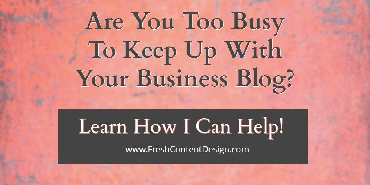 I help #SmallBusinessOwners &amp; #Entrepreneurs grow their business with effective #Blogging &amp; #SocialMedia. Learn More  http:// buff.ly/2u2R2se  &nbsp;  <br>http://pic.twitter.com/IssUHHI0O7