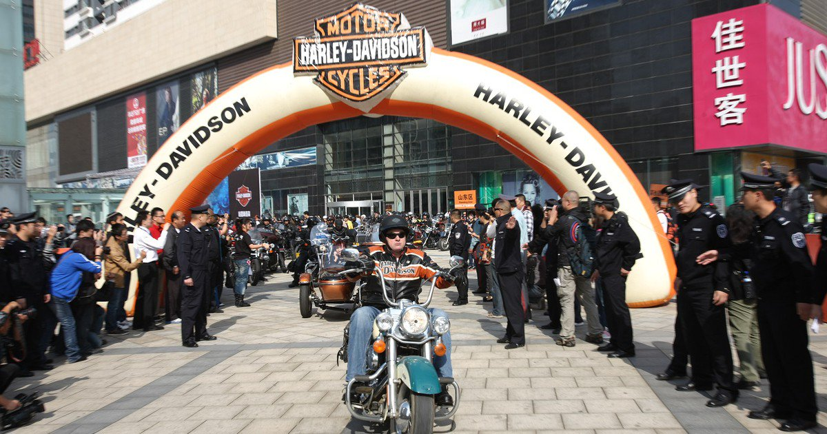 Why Harley-Davidson, Tile Shop Holdings, and Chipotle Mexican Grill Slumped Today  http:// dlvr.it/PWXyR1  &nbsp;   #CMG #HOG #TTS <br>http://pic.twitter.com/X43bWHfA07
