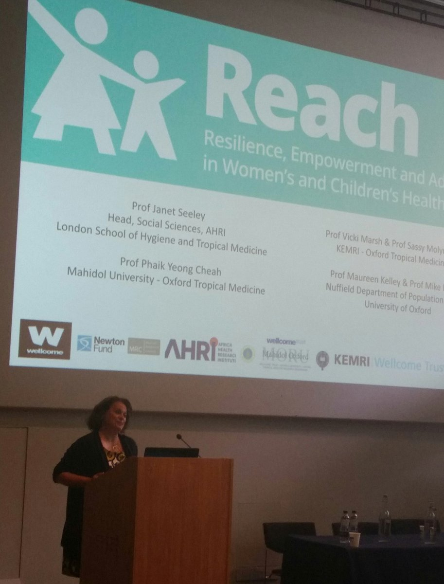 .@maureen0kelley closes the #OGHB2017 with details of our REACH empirical ethics study on health research with #vulnerable women &amp; children<br>http://pic.twitter.com/5j9PQ8d1YG
