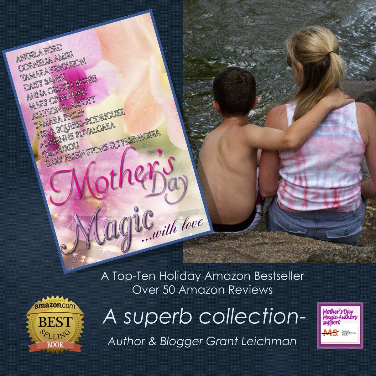 #MothersDay Magic @KissedByFate2 13 Authors LOVE To Mothers Raising $ For MS #ASMSG #IAN1  http:// bookShow.me/B01AVHGNJI  &nbsp;  <br>http://pic.twitter.com/iLxT9bAoTq