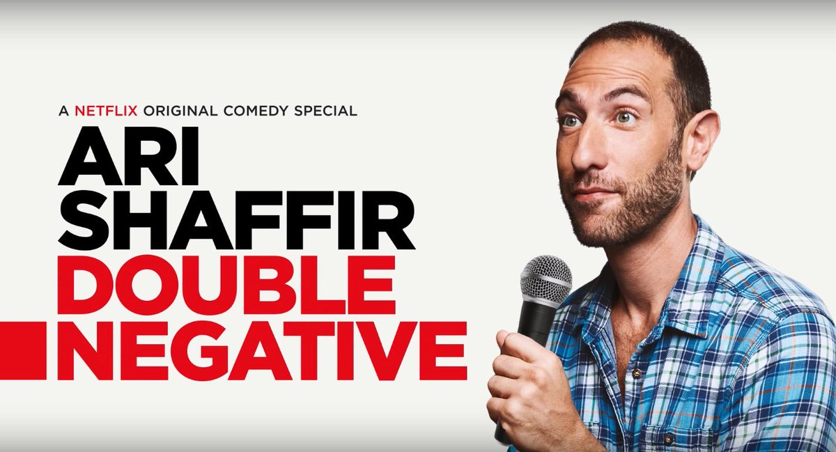Check out our friend @AriShaffir in his new @netflix double special - streaming NOW! Filmed right here at Cap City! https://t.co/guN3LwTS8m