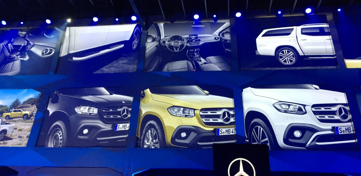 2017 - [Mercedes] Classe X Pickup - Page 4 DFCNtKgXUAAawW8?format=jpg
