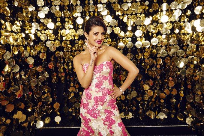 Happy birthday to the stunning Priyanka Chopra!