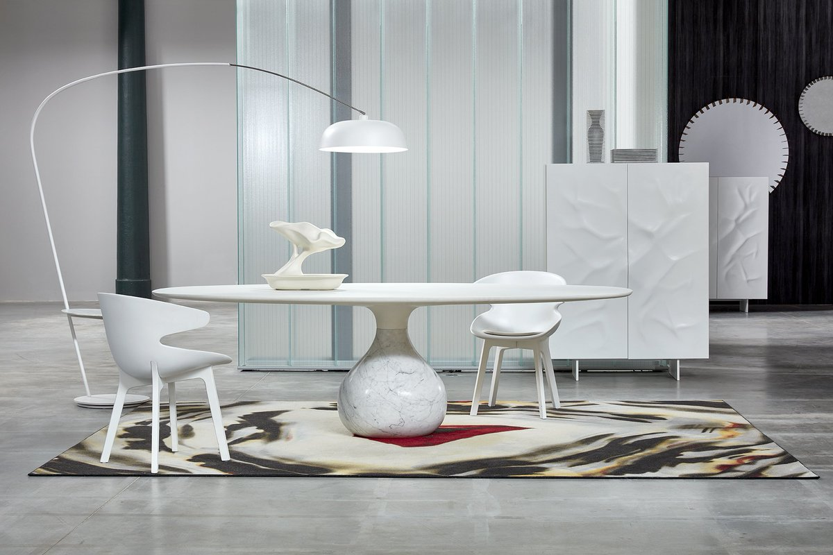 Roche Bobois On Twitter Check Out The White Marble Aqua Table