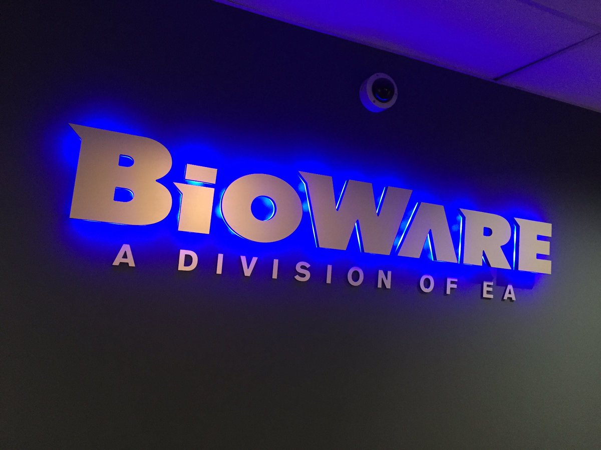 Excited to be back at #BioWare leading the studio as General Manager!  Amazing things in development here! https://t.co/9UO5lULNyE