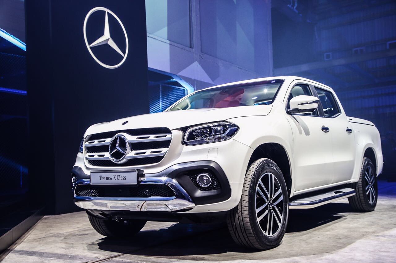 mercedes benz sa on twitter introducing the new mercedes benz x class. Black Bedroom Furniture Sets. Home Design Ideas