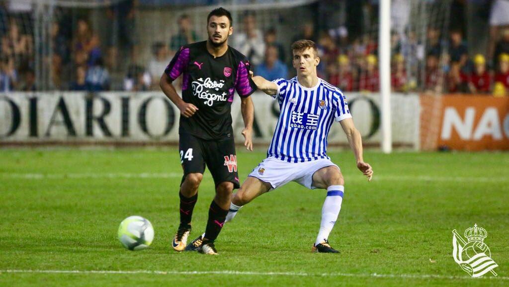 Bordeaux et Thomas Touré vainqueurs face à la Real Sociedad (1-0) !