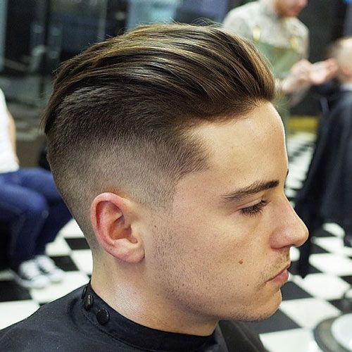 Mens Hairstyles On Twitter Slicked Back Undercut Hairstyle Https