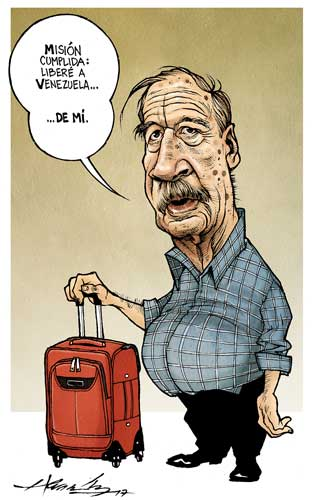 #MonerosLaJornada Regreso triunfal, cartón de @monerohernandez https://t.co/6IT7W4Q2lm https://t.co/DF1ZfPFwoG