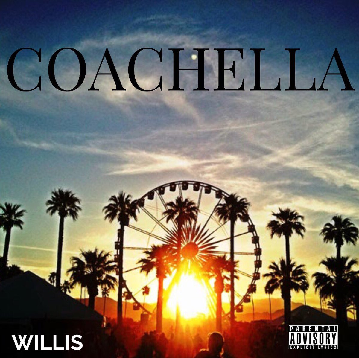 #COACHELLA Dropping on iTunes/Apple Music, Spotify, google play, and more August 1st.  pic.twitter.com/8BcKWpt9Qx