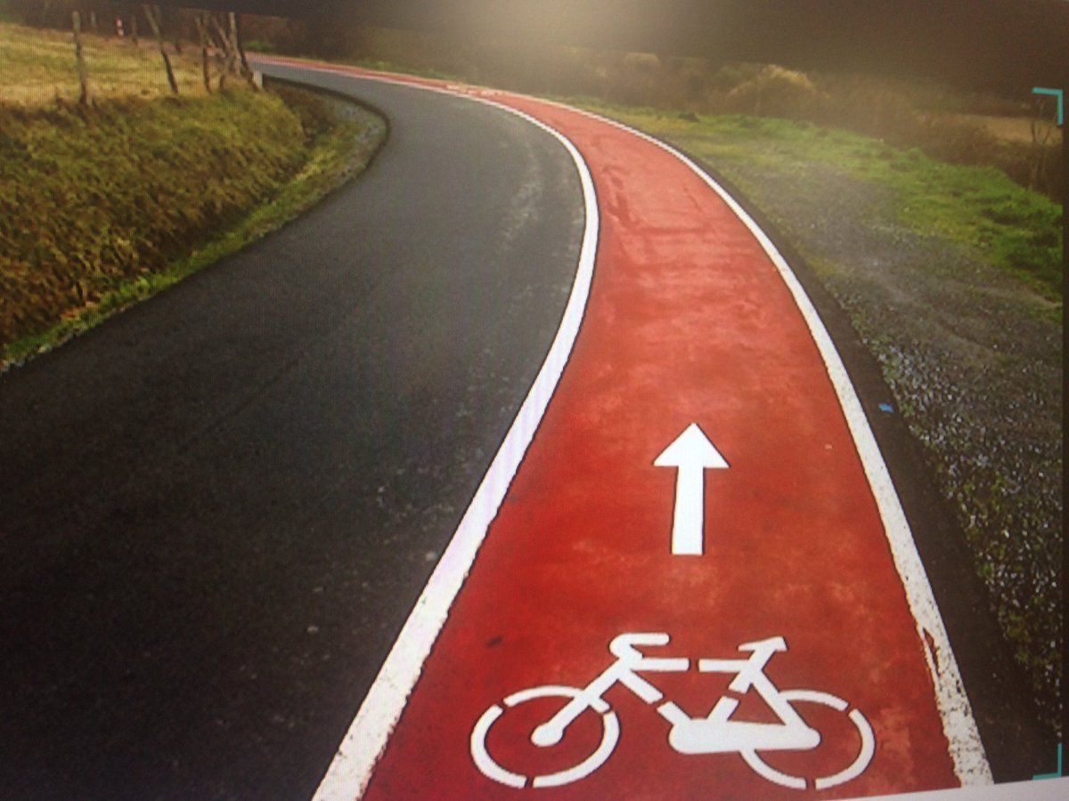 Otxandiano se adjudica el concurso para la construcción de un carril bici entre los municipios de Villanueva de Castellón y Senyera