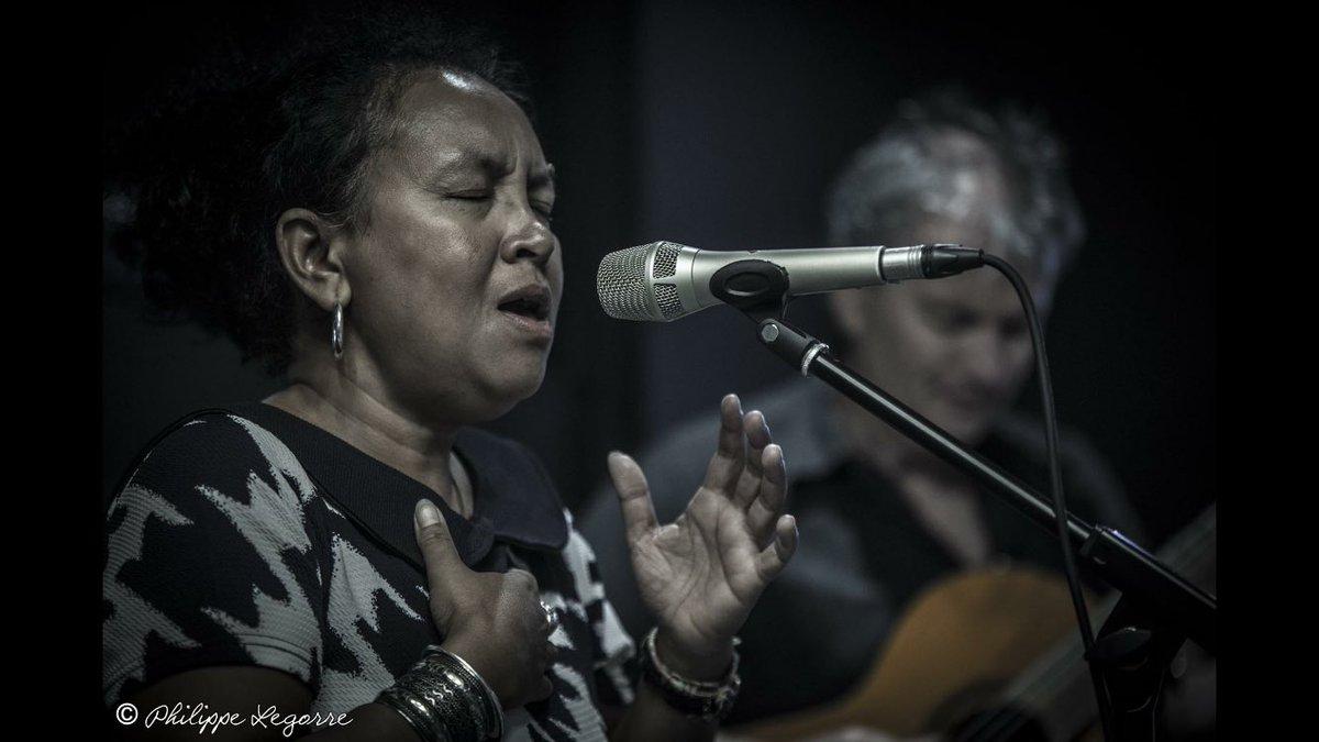 Wed 19 Jul @hanitra_ranaivo&#39;s in concert @sandsfilmscine #SE16 7.45pm  http:// bit.ly/1WZfz9j  &nbsp;   Here she was in Paris last week. #Madagascar <br>http://pic.twitter.com/dPDNpRN4fu