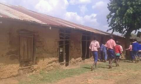 My former school. Cheranganyi constituency,Trans-Nzoia county.#debateke hard truth,we don&#39;t hav leaders,we hv thieves.#electionpreparedness <br>http://pic.twitter.com/sTrC6eAqc6