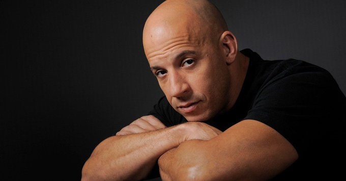 Happy 50th birthday to Vin Diesel today!