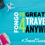 Doing any traveling this summer? Know someone who is? Tell them about Fongo a ton on their communication costs! #TravelTuesday