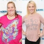 the amount of plastic surgery that Mama June has had makes her look photoshopped. it's pretty disturbing #mamajune #honeybooboo