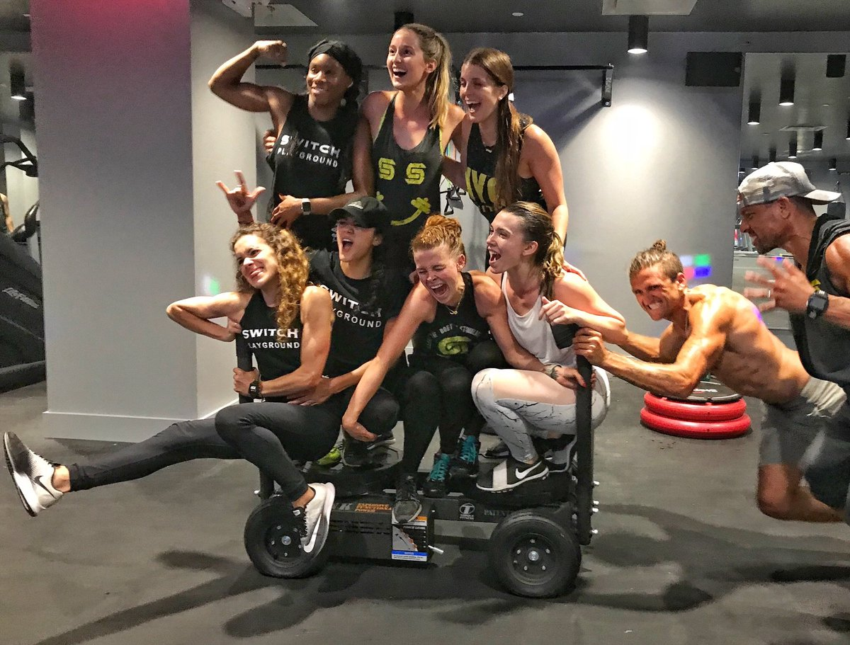 Casey Neistat On Twitter Serious Sled Pushes Tonight At Switch Fitness New Soho Gym Pic By Samsheffer Https T Co Qkf7p0yak7