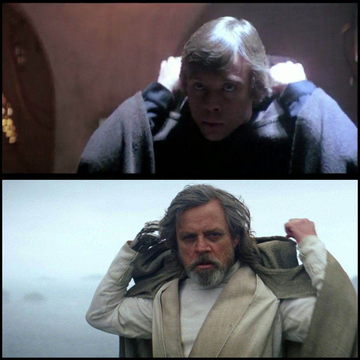 Once a Jedi, always a Jedi. #Luke #starwars<br>http://pic.twitter.com/wVQjneWL2h