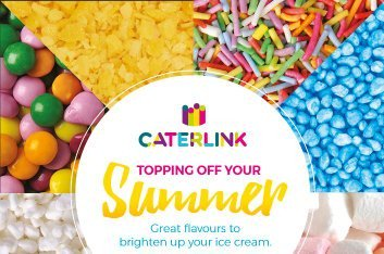 Some great new toppings and sauces arriving soon, ideal for adding to your favourite ice cream flavour. #caterlink #icecreamsupplies<br>http://pic.twitter.com/HxmMGq1dTU