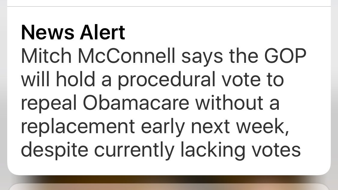 This is the right thing to do!! Make the GOP Senators who voted for this in 2015 do it again! Force their vote publicly!