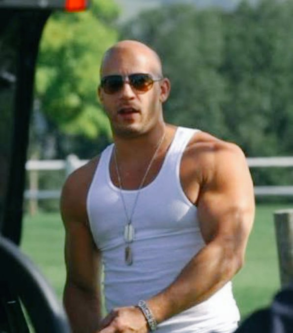 Happy Birthday Vin Diesel.