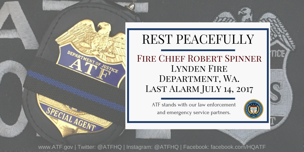 Atf hq on twitter condolences to lynden fire department family 400 pm 18 jul 2017 colourmoves