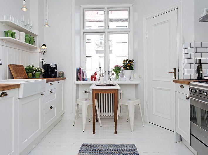 Rta cabinet store rtacabinetstore twitter for Apartment galley kitchen designs