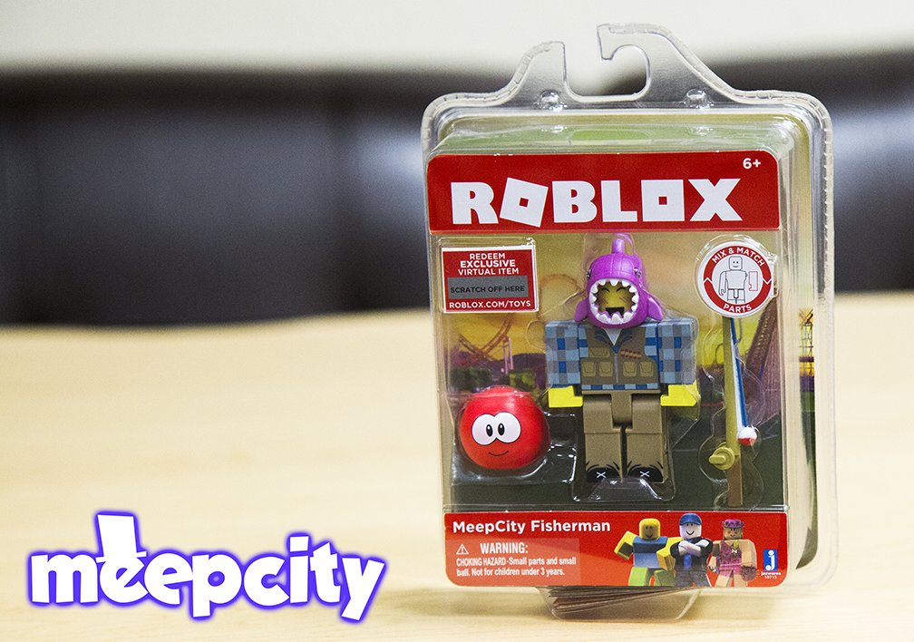 Meep City Fisherman Roblox Toy Alexnewtron On Twitter Coming Soon Robloxtoys
