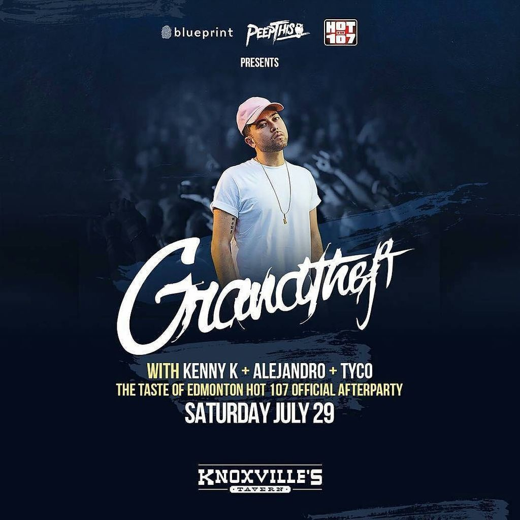 Dj experts edmonton all event dj services edmonton dj edmonton - Canadian Trap Music Dj Producer Grandtheft Performs At Knoxvillesyeg For The Taste Of Edmonto Http Ift Tt 2ugawip Pic Twitter Com Tlmpomtyt7