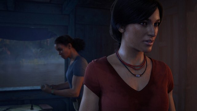 I played some of Uncharted: The Lost Legacy today! Look out for impres...