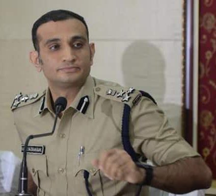 IPS officer Akul Sabharwal is probing the involvement of Telugu film stars in a #Drugscase #DrugsKill #hyderabad <br>http://pic.twitter.com/A3w8QzxNmT