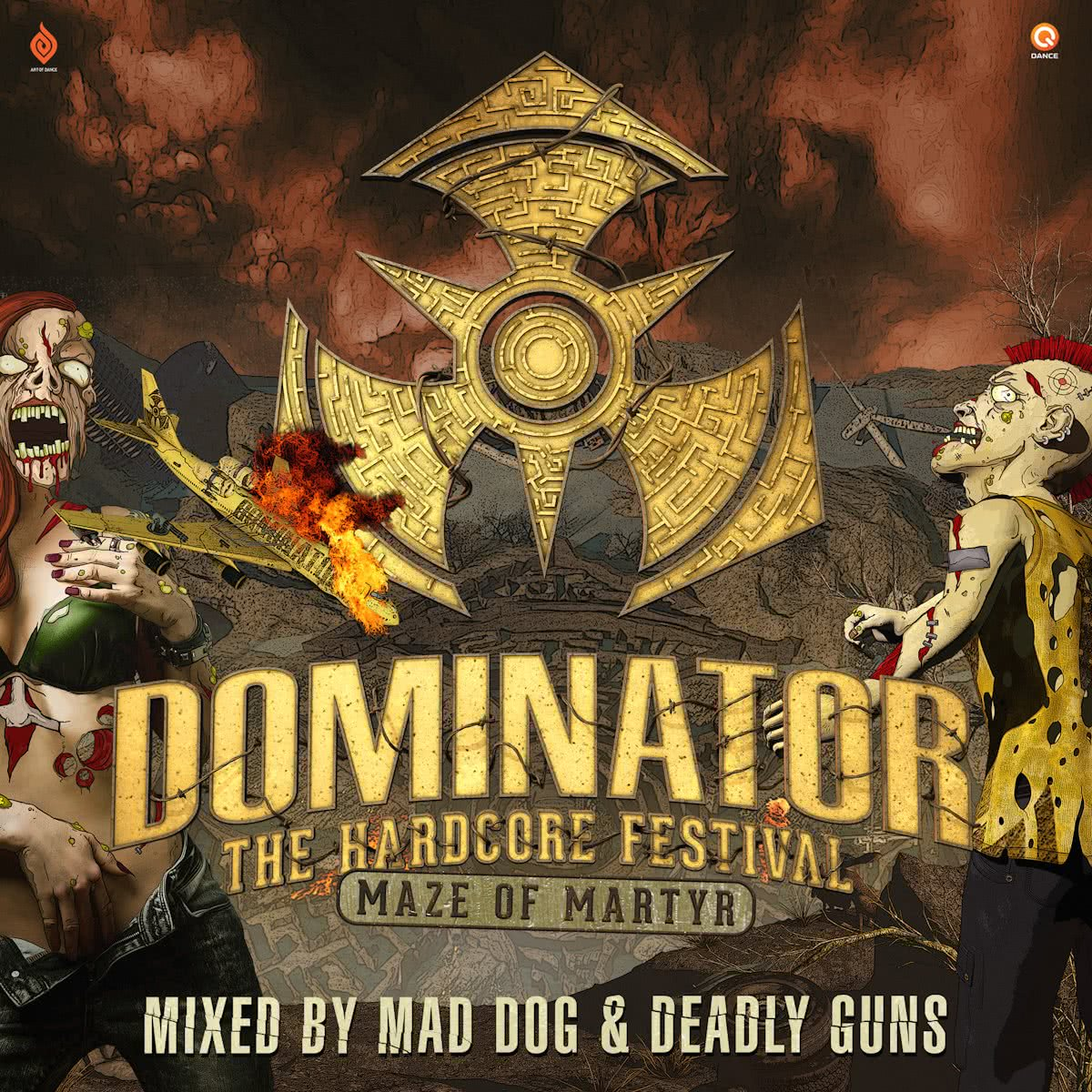 Recess On Twitter Now Available Dominator 2017 2cd Order Here