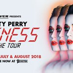 Perth! Tickets & VIP packages for #WITNESSTHETOUR are on sale now: https://t.co/TXOtePkBqN