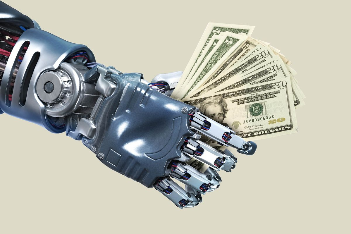 #Robo #Advisers Are Gaining Traction as Insurance Salesmen: Chart  http:// crwd.fr/2v3KWW7  &nbsp;  <br>http://pic.twitter.com/EJ3qiZvuJL