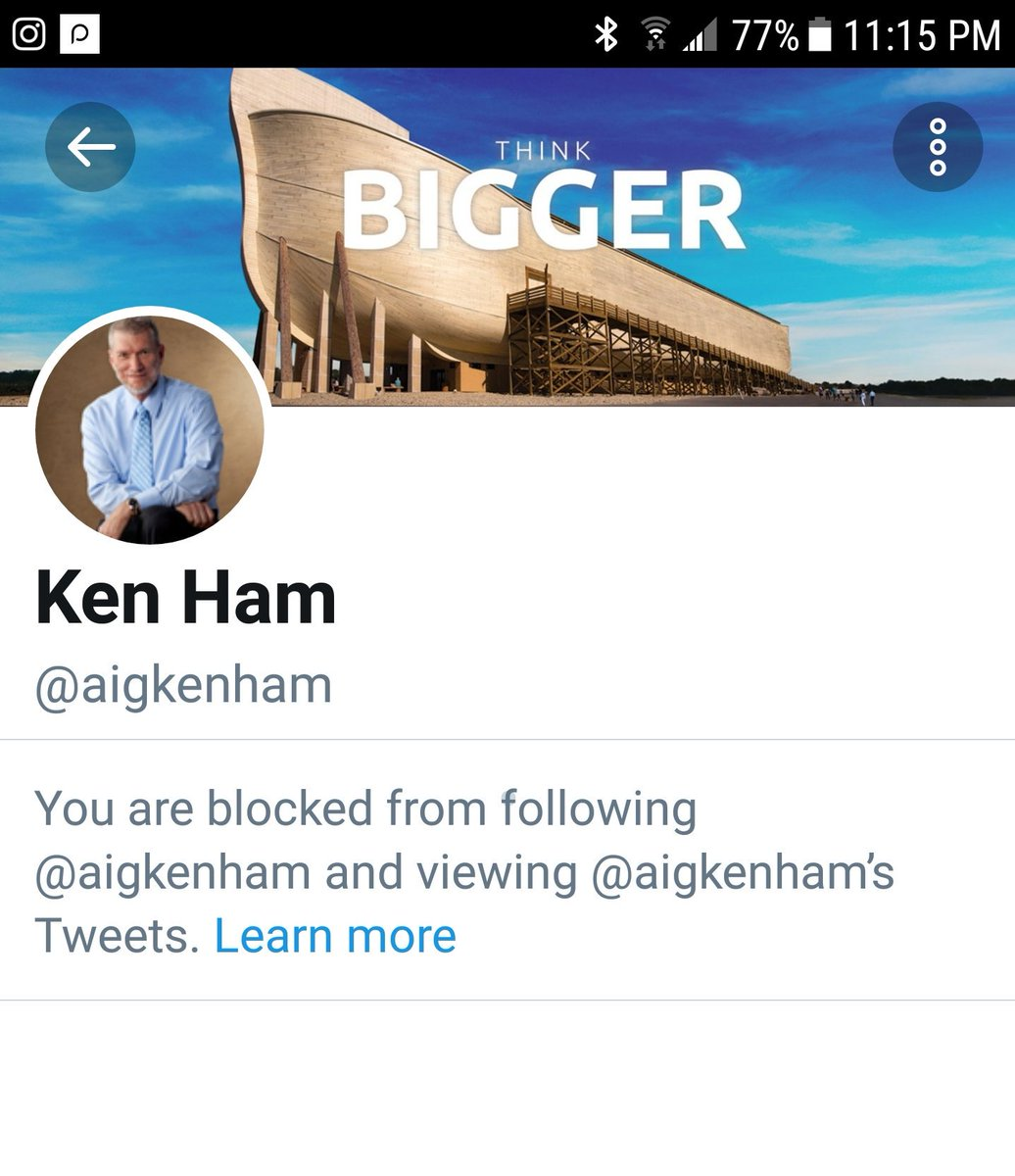 Looks like Ken didn&#39;t like me mocking him. #blocked <br>http://pic.twitter.com/YYwiXnywtb