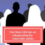 An informative blog from @DebenhamsOtt with tips on safeguarding for vulnerable adults. https://t.co/LAlnrVhFuY